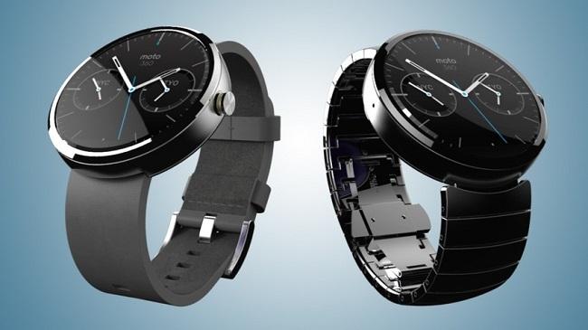Новые подробности о сексуальных смарт-часах Moto 360