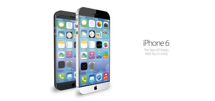 Ожидаемый Apple iPhone 6 с дисплеем Ultra Retina
