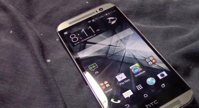 HTC The All New One - первые впечатления
