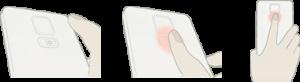 Положите палец на заднюю панель смартфона Galaxy S5 и измерьте свой сердечный ритм