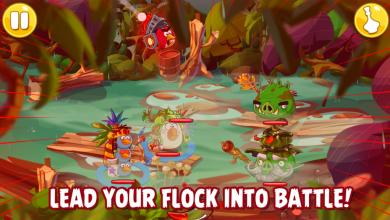 Новая Angry Birds Epic появится уже на следующей неделе