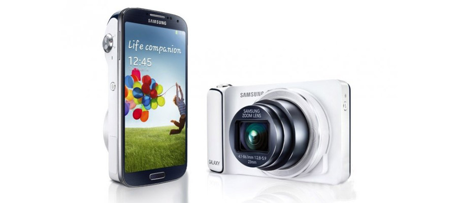 Характеристики камерофона Samsung Galaxy S5 Zoom
