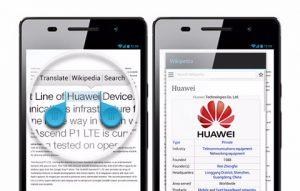 Умный смартфон Huawei P6 - C00 Ascend P6