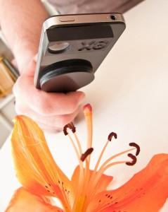 объектив для iPhone макролинза