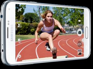 Супер-быстрый автофокус Samsung Galaxy S5