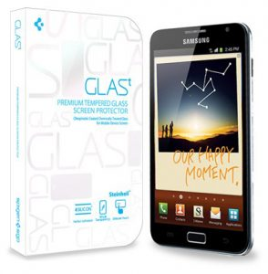 "SGP Oleophobic Coated Tempered Glass Series ""Glass T"""