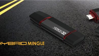 Флеш-накопитель Verico Hybrid Mingle
