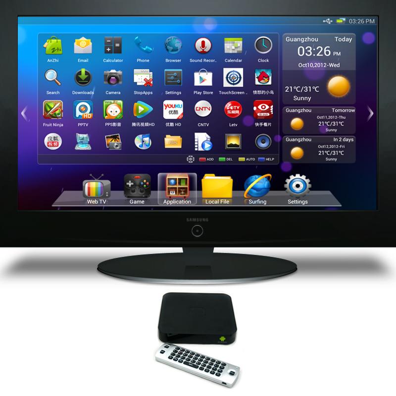 Андроид ТВ – онлайн  - телевидение от Google