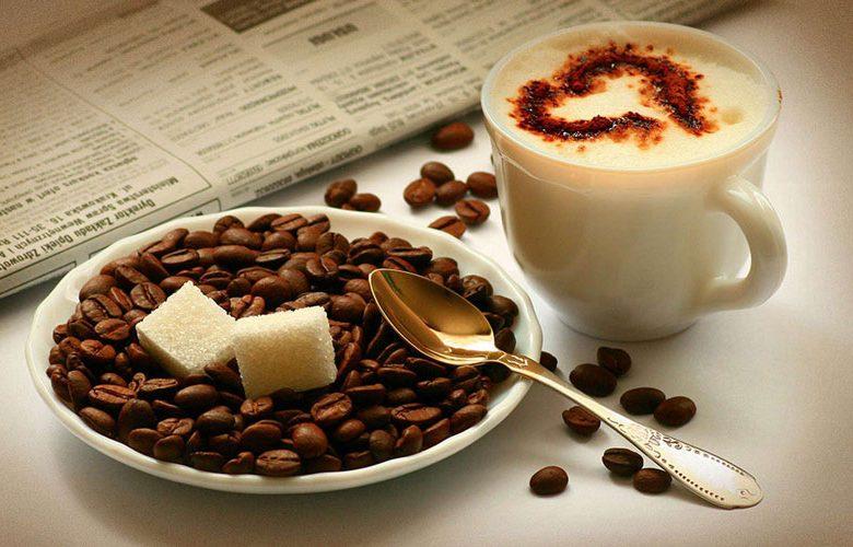 Ароматный кофе для доброго утра