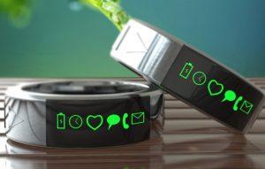 Электронные кольца Smarty Ring