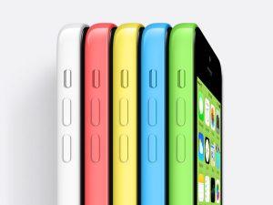 Iphone 5c - первая линия компании, выполненная в цвете 3