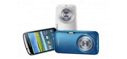 Камерофон Samsung Galaxy K zoom. Обзор характеристик