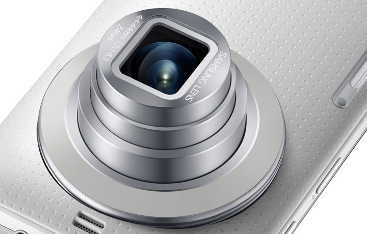 Камерофон Samsung Galaxy K zoom. Обзор характеристик 3