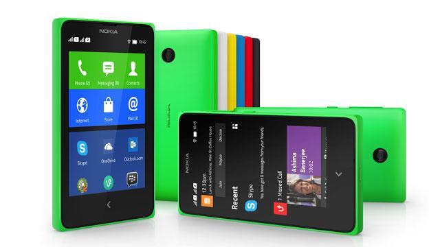 Начались продажи Nokia X