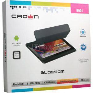 Комплектация и дизайн Crown B901