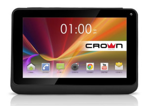 Обзор планшета Crown B901. Бюджетный планшет от CROWN