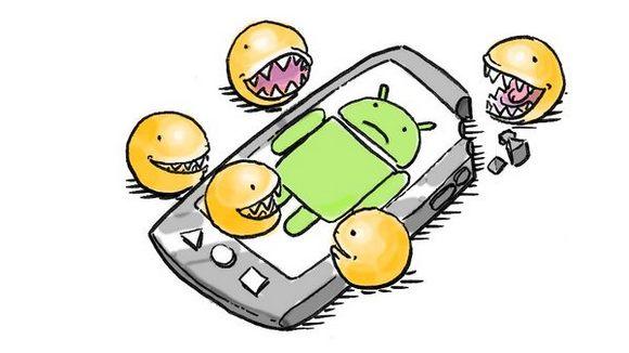 Oldboot - самый изысканный Андроид - вирус