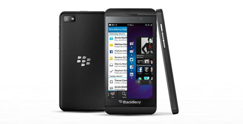 Подробный обзор смартфона BlackBerry Z10