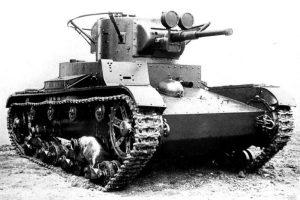 Пожалуй, самым сложным танком был танк Т-26: