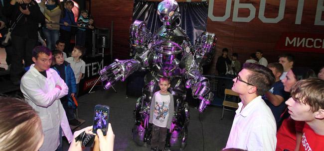 Роботрон шоу 2