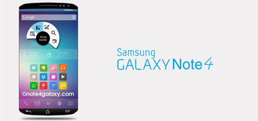 Samsung Galaxy Note 4: что ожидать и на что надеяться ?