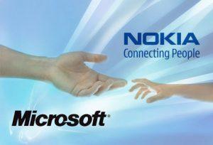 Сделка между Нокия и Майкрософт