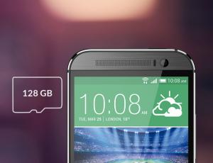 Увеличение встроенной памяти в HTC One M8