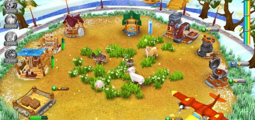 Виртуальная ферма: Огород на экране монитора
