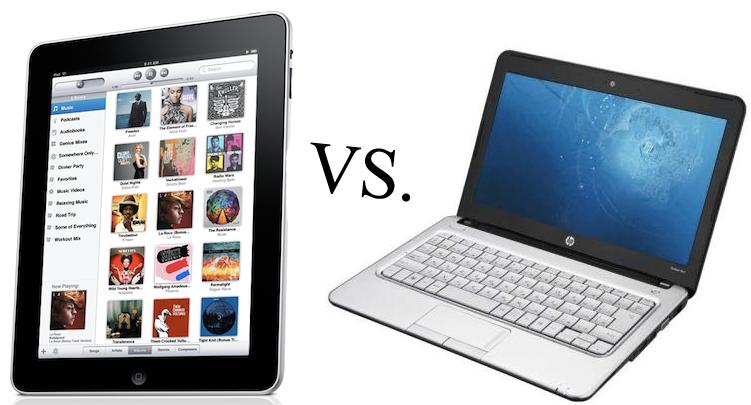 Выбираем планшет и ноутбук