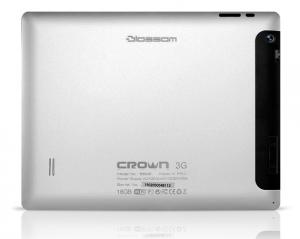 Звук и мультимедиа планшета Crown B 902