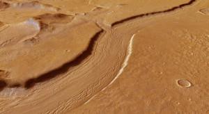 на Марсе никогда не было жизни