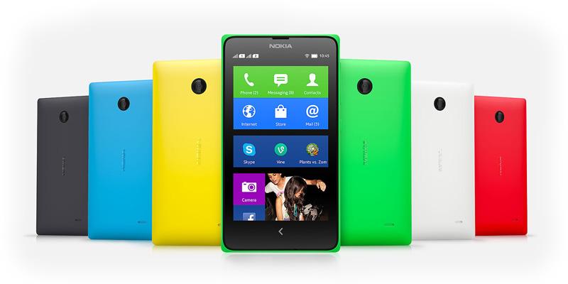 Смартфон Nokia X Dual SIM, обзор и характеристики