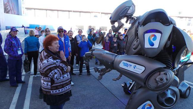 робот, по имени Титан 2