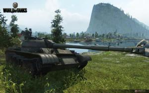 Переработка моделей танков (более высокое качество): 2