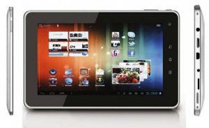 Дизайн и эргономика X-Digital Tab 711 3G