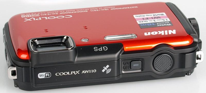 Фотокамера COOLPIX AW120. Обзор и основные функции