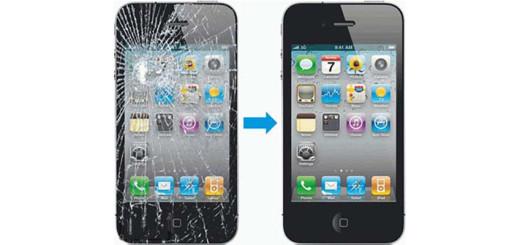 Как самостоятельно поменять тачскрин на iphone 4s