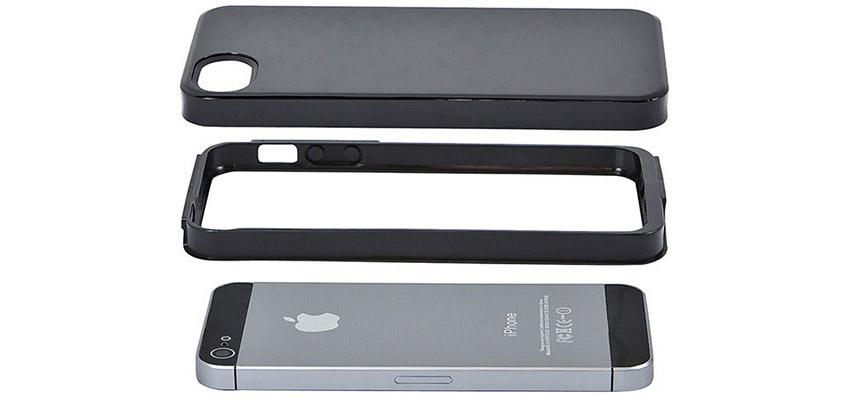 Как защитить iPhone 5, без ущерба дизайну