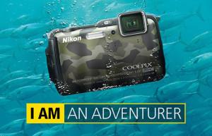 Фотокамера для активного образа жизни