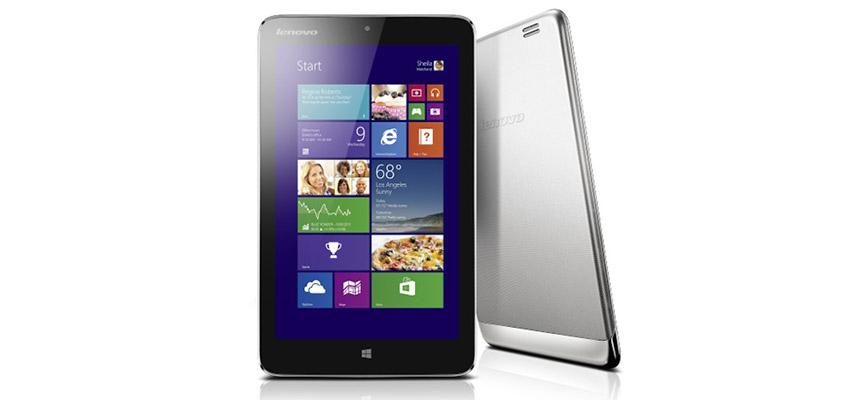 Планшет Lenovo IdeaPad Miix 2 8 на базе Windows 8.1. Обзор характеристик