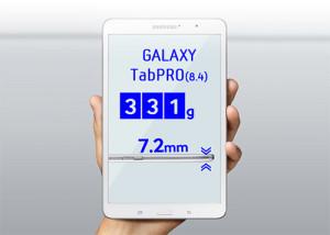 Планшет Samsung Galaxy Tab PRO 8.4. Обзор характеристик 3