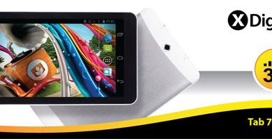 Планшет X - Digital Tab 711 3G. Обзор характеристик