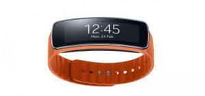 Индивидуальное оформление Samsung Gear Fit