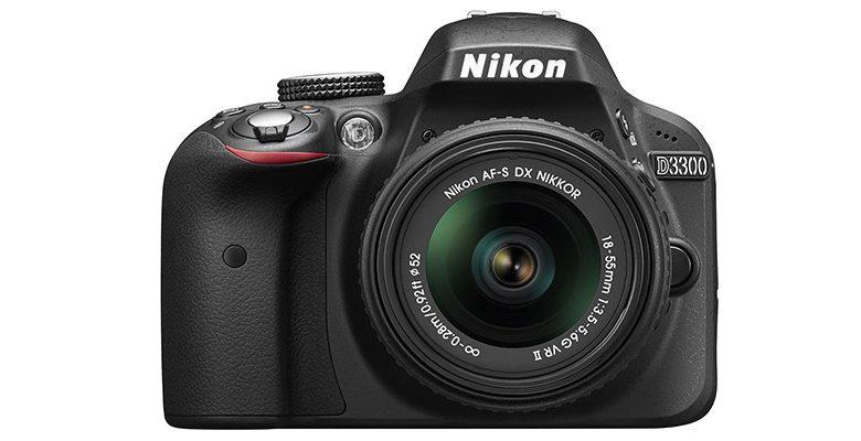 Цифровая зеркальная фотокамера Nikon D3300