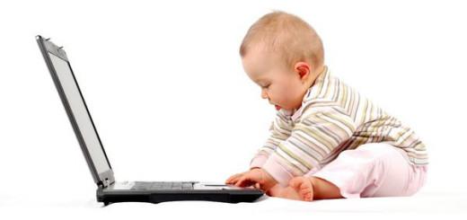 Во что играть ребенку на компьютере?