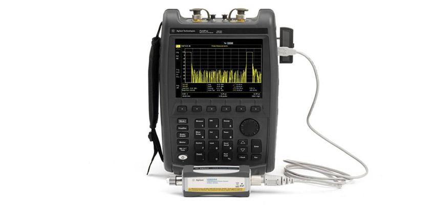 Agilent Technologies представила ручные частотомеры FieldFox