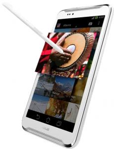 Стилус и приложения ASUS Fonepad Note 6