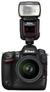 Зеркальная фотокамера D4S от Nikon
