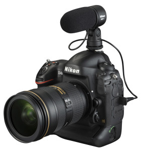 Зеркальная фотокамера D4S от Nikon 2