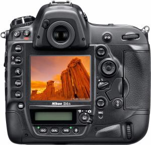 Зеркальная фотокамера D4S от Nikon 3